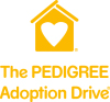Logo for the Pedigree Adoption Drive website